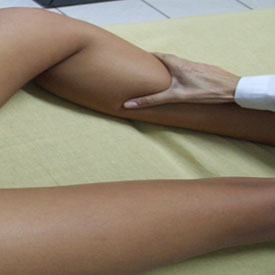 Manual Lymphatic Therapy (Linear Movements) – Lower Limbs